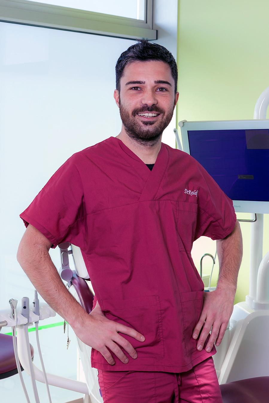 Andrea Redolfi - Redolfi e Toninelli Studio Dentistico a Flero Brescia