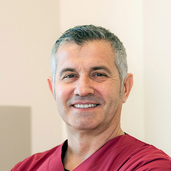 Antonio Toninelli - Redolfi e Toninelli Studio Dentistico a Flero Brescia